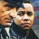 Men of Honor Robert DeNiro Cuba Gooding Jr Charlize Theron Michael Rapaport VHS