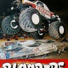 Monster Truck Bloopers 2 [VHS]