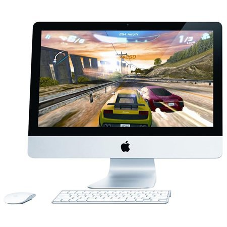 "Refurbished - Apple iMac 21.5"" Core i5 4GB All-in-One Computer - MC309LL/A-R"