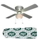 New York Jets Ceiling Fan w/Light/Lamp Kit or Blades Only