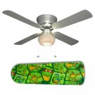 TMNT Teenage Mutant Ninja Turtles Ceiling Fan w/Light Kit or Blades Only