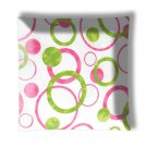 Jojo Pink and Green Circles Ceiling Light / Lamp