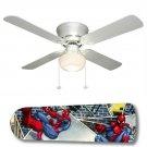Spiderman Superhero Ceiling Fan and/or Lamp