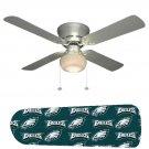 Philadelphia Eagles Ceiling Fan w/Light Kit or Blades Only or Ceiling Lamp