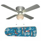 Dr. Seuss Cat in the Hat Ceiling Fan w/Light Kit or Blades Only or Ceiling Lamp