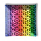 Rainbow Peace Sign Ceiling Lamp or Ceiling Fan w/Light Kit or Blades Only