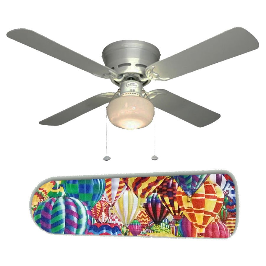 Hot Air Balloons Ceiling Fan w/Light Kit or Blades Only or Ceiling Lamp