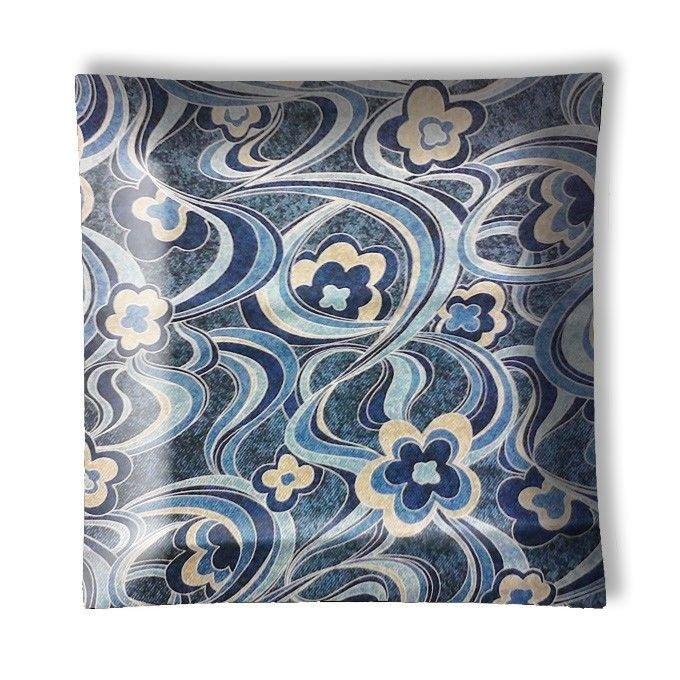 Blue Denim Swirls Ceiling Lamp or Ceiling Fan w/Light Kit or Blades Only