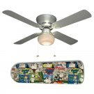 Family Guy Ceiling Fan w/Light Kit or Blades Only or Ceiling Lamp