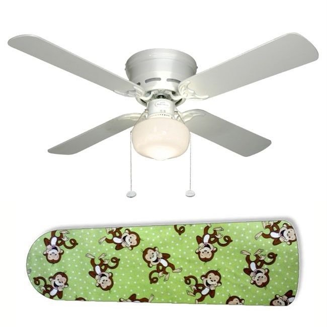 Monkey Madness Ceiling Fan w/Light or Blades Only or Ceiling Lamp