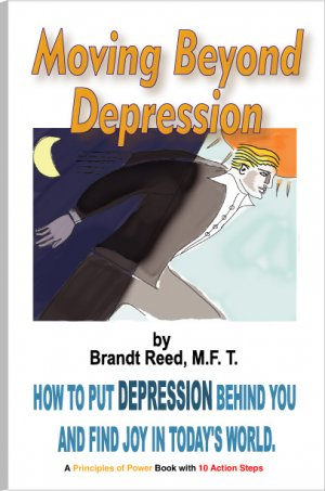 "Overcome Depression with Book ""Moving Beyond Depression"""