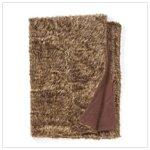 Faux Fur Blanket (Full) -37036