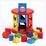 Sorting Toy Shapes 34817