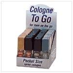 Q Men Spray Cologne 22011