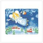 Christmas Angel Fleece Blanket  37679