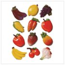 Fruit And Vegetable Magnets  23742
