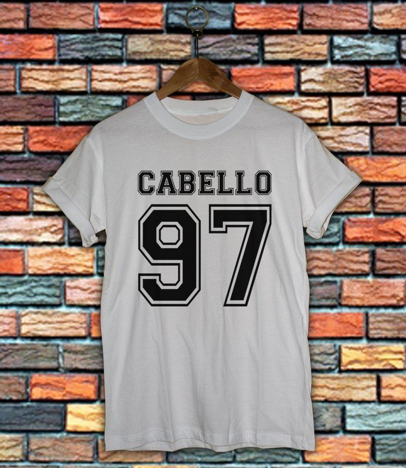 Camila Cabello Shirt Women And Men Fifth Harmony Shirt CC02