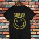 Nirvana Shirt Women And Men Kurt Cobain Shirt NV03