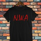 NWA Shirt Women And Men NWA Logo Shirt LNWA01