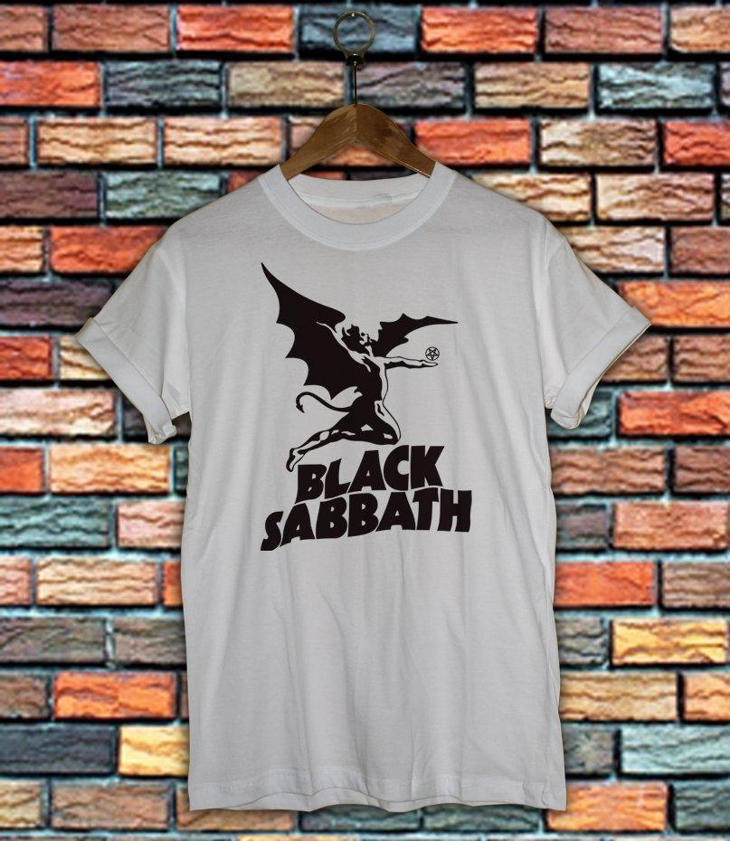 Black Sabbath Shirt Women And Men Black Sabbath T Shirt BSB01