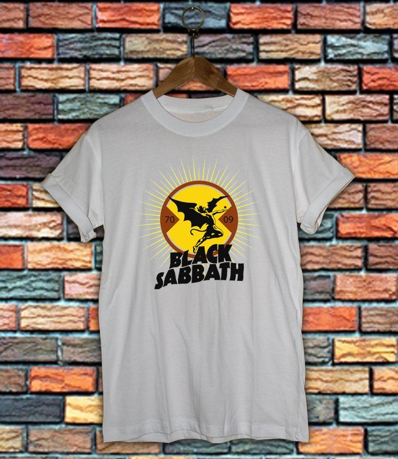 Black Sabbath Shirt Women And Men Black Sabbath T Shirt BSB08