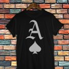 ACE OF SPADES PRINTED Shirt MONEY SWAG HIPSTER FRESH DOPE HYPE PRINT TOP A02