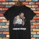 Chester Bennington RIP Linkin Park Black T-Shirt Linkin Park T Shirt Tee Size S-2XLCB02
