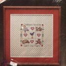 McNeill Counted Cross Stitch Kit Childhood Memories