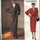 Vogue Sewing Pattern 1461 Misses Size 10 Anne Klein Wrap Dress