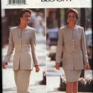 ButterickSewing Pattern B3849 3849 Misses Size 18-22 Noviello Bloom Jacket Straight Skirt Pants Suit