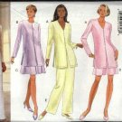 Butterick Sewing Pattern 3952 Misses Size 12-14-16 Easy Classics Tunic Flared Skirt Shorts Pants