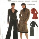 Burda Sewing Pattern 8161 Misses Size 10-22 Jacket Skirt Pant Suit