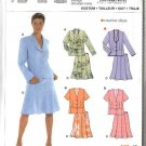 Burda Sewing Pattern 8207 Misses Size 10-22 Suit Jackets  Skirt