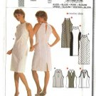 Burda Sewing Pattern 8232 Size 8-20 Misses' Easy Dress Blouse Top