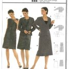 Burda Sewing Pattern 8261 Misses Size 8-20 Suit Dress Skirt Jacket