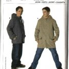 Burda Sewing Pattern 9715 Size 7-14 Boys Lined Hooded Jackets