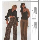Burda Sewing Pattern 8486 Misses Sizes 8-20 Easy Flared Pants