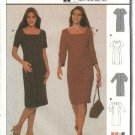 Burda Sewing Pattern 8663 Misses Sizes 10-22 Easy Classic Straight Dresses