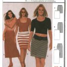 Burda Sewing Pattern 8681 Misses Sizes 8-22 Easy Knit Skirts