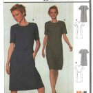 Burda Sewing Pattern 8706 Misses Sizes 12-24 Easy Straight Dress