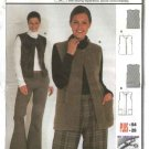 Burda Sewing Pattern 8749 Misses Sizes 10/12-26/28 Easy Vests