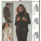 Burda Sewing Pattern 8877 Misses Sizes 8-20 Easy Hooded Vest