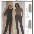 Burda Sewing Pattern 8885 Misses Sizes 6-16 Easy Straight Legged Pants Slacks