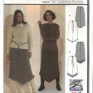 Burda Sewing Pattern 8895 Misses Sizes 10-22 Easy Bias Skirt