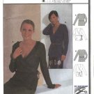 Burda Sewing Pattern 8896 Misses Sizes 8-20 Easy front wrap Top