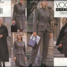 Vogue Sewing Pattern 2041 Misses Size 8-12 Tamotsu Wardrobe Coat Jacket Top Skirt Pants
