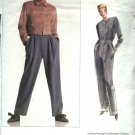 Vogue Sewing Pattern 2182 Misses Size 6-8-10 Jacket Jumpsuit Geoffrey Beene