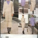Vogue Sewing Pattern 2382 Misses size 8-10-12 Easy Knit Dress Duster Top Skirt Pants