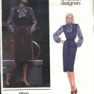 Vogue® Don Sayres Sewing Pattern 2627 Misses Size 10 Jumper & Belt