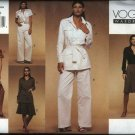 Vogue Sewing Pattern 2635 Misses Size 18-20-22 Wardrobe Jacket Dress  Shirt Skirt Pants